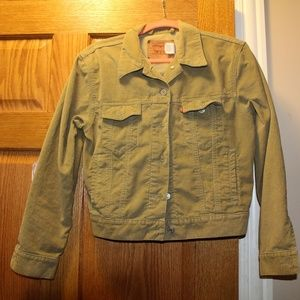 Levi Strauss jacket.